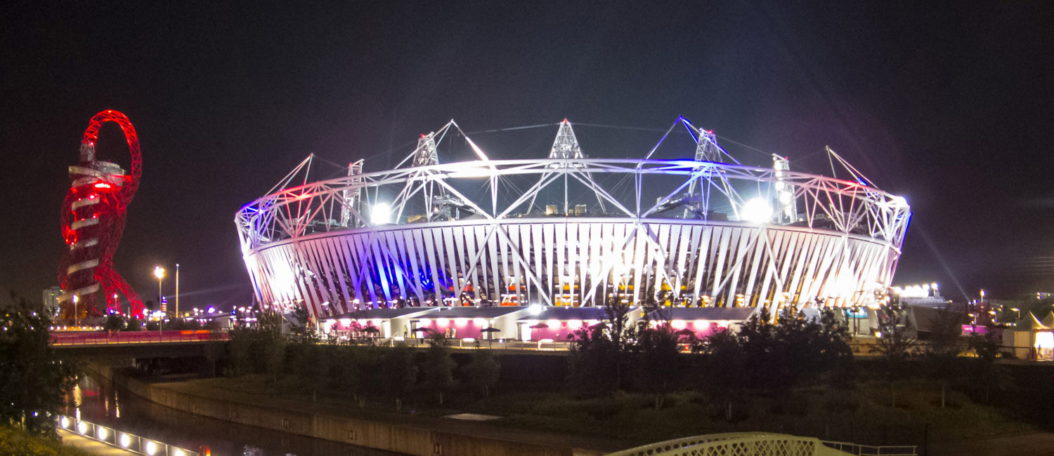 Ajar Technology supplied multiple large format screens at the London 2012 Olympic Games
